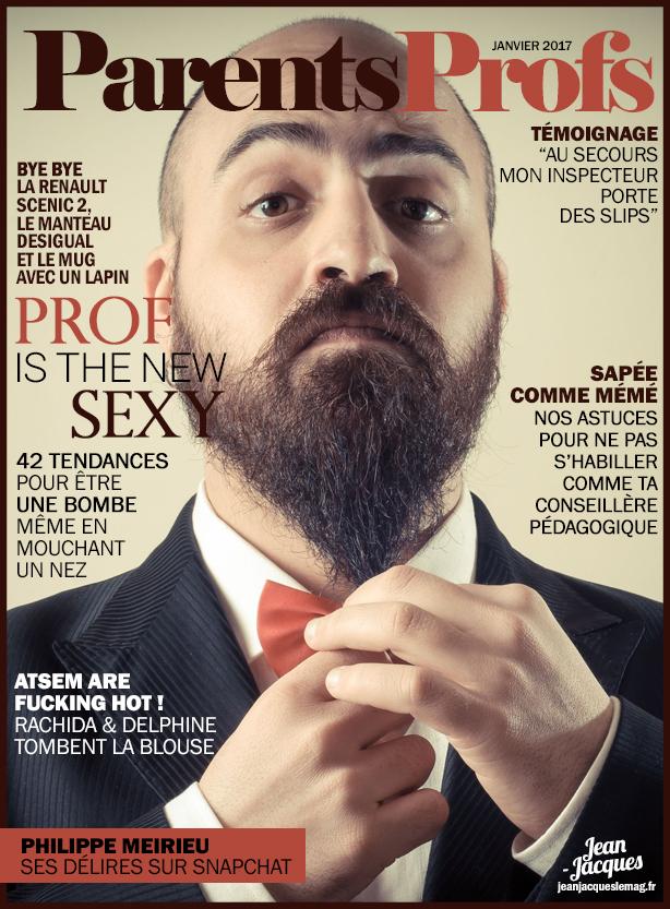 Couverture du numéro de janvier 2017